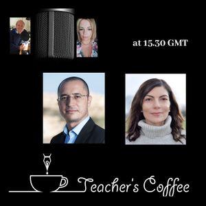 Teachers' Coffee (2020) with Sophia Mavridi and Daniel Xerri
