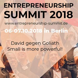 Entrepreneurship Summit 2018