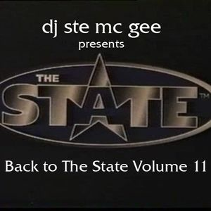 Dj Ste Mc Gee - Back To The State Volume 11