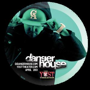 Dangerhouse Music Volume 1 (Sponsored by Yost Theater)