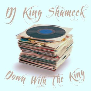 Down With The King mixshow 9/29/17 on Mix 106.3 WUBU fm