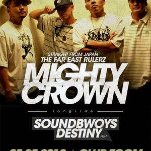 Mighty Crown - 25.05