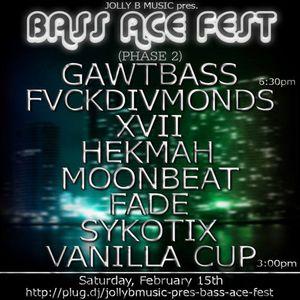 Bass Ace Fest Mix (Phase 2)