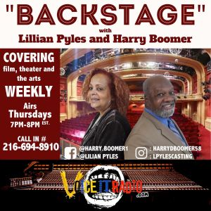 Backstage w/ Lillian Pyles & Harry Boomer 8/15/19 Guest: Thomas Troutman & Billy Allen & S. Hasberry