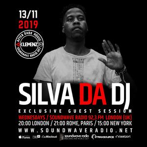 AfterDark House with kLEMENZ (6/11/2019) guest: SILVA DA DJ