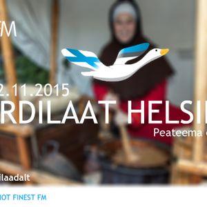 Finest FM - Mardilaat 2015 - Viru & Sokos Estoria Hotel intervjuu