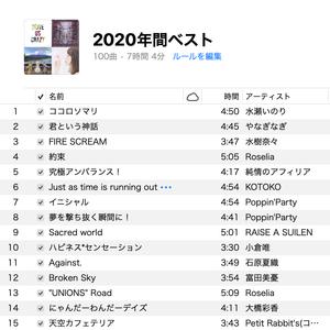 2020 流行っ た 曲