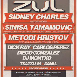 Sinisa Tamamovic - Live at Zul Club - Cantabria - Spain - 01.01.2014
