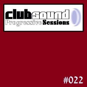 Club Sound Progressive Sessions EP 022 [15.02.2013]