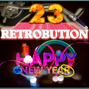Retrobution Volume 23, 80's Pop - Year-ender Mix 146 to 167 bpm