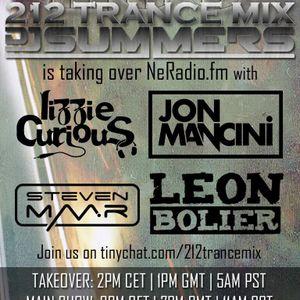 212 Trance Mix Ep 199 (DJ Summers LIVE)