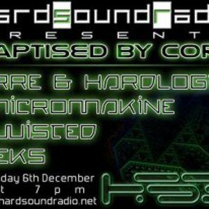 Twisted - Hardsound Radio 7/12/12