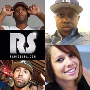 TJ SupaHype LIVE FROM THE FORTRESS w/ Mark McLemore, Sarah Serinity & Confusion 4/11/17