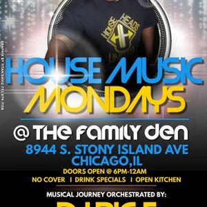 DJ Big E's BirthHouseDay Party @ the Family Den - 1 March 2021