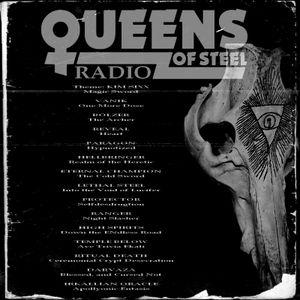 Queens of Steel (radio) - 21/12/2016