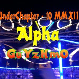 UnderChapter Alpha 10MMXII