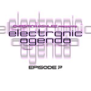 Christina Ashlee - Electronic Agenda 007