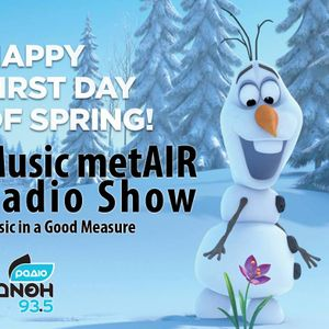Music metAIR S03.E21 - Happy First Day of Spring