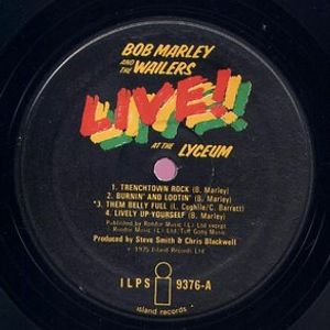 Bob Marley and the Wailers Live at the Lyceum, London (Unedited, Entire Show)
