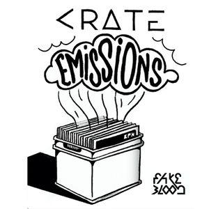 Fake Blood - Crate Emissions (17/11/2016)