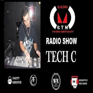 tech c live at radio rtm (techno night )