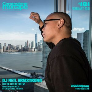 Cornerstone Mixtape 181 - DJ Neil Armstrong - For The Love Of Queens