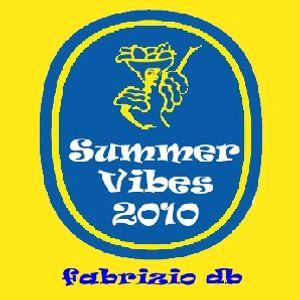 "fabrizio db - ""Summer Vibes"" 2010 edition"