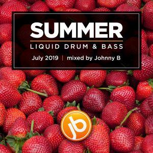 Johnny B Summer Liquid Drum & Bass Mix - July 2019