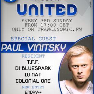 T.F.F. pres. UNITED 11 - April 21st 2013 - T.F.F. DJ SET