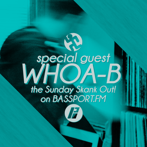 2014.04.27 the Sunday Skank Out! with WHOA-B and dbrc