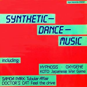 Synthetic Dance Music - Various Artists (1983) italo disco