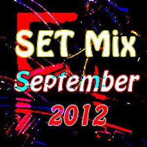 Mixtape Sept 2012 - DJ & PRODUCER Fabrício Lampa