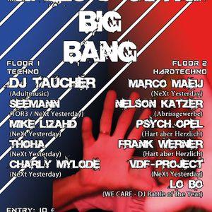 NY-Team @ Kunstpark Köln Techno Area - Maeijs 30th Big Bäng