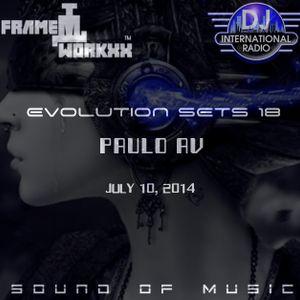 Paulo AV - FRAME WORKXX EVOLUTION SETS #018: JULY 10, 2014