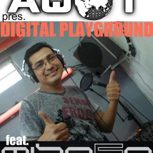 AWOT pres.DIGITAL PLAYGROUND feat.MISPEN (Guest Mix)