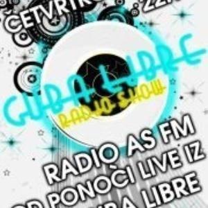 Cuba Libre Radio Show / Season 2 / 08 (31.10.2012)
