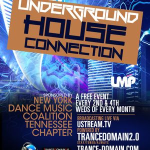 """Live in The Mix"" Underground House Connection July 28th from The Limit Nightclub Nashville,Tn"