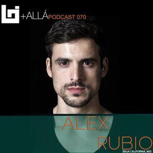 B+allá Podcast 070 Alex Rubio