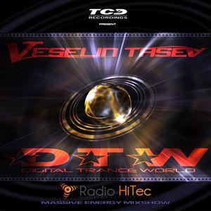 Veselin Tasev - Digital Trance World 546 (10-08-2019) Broadcasted on Radio HiTec