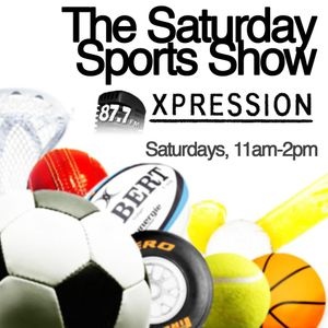 Saturday Sport Show: Episode #5