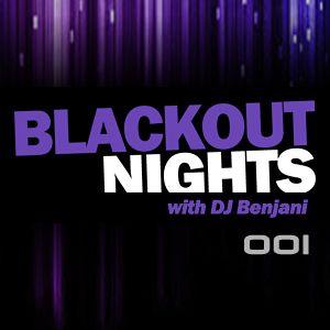 Benjani - Blackout Nights (001)