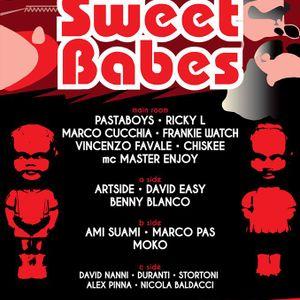 Nicola Baldacci Live @ Sweet Babes - Matrioska