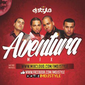 AVENTURA MIX (BACHATA) DJ STYLE