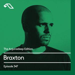 The Anjunadeep Edition 347 with Braxton