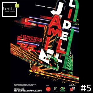 Tecla Mixtape #5 - Jamie Lidell