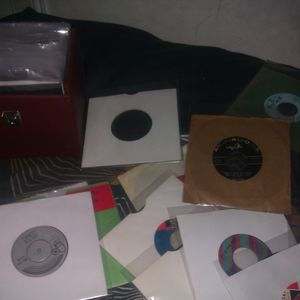 'Give Everybody Some!'  Various Soul and R & B 45's.