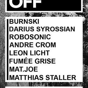 [_OFF_Labelnight_] - Andre Crom @ Ritter Butzke (berlin) - 03-08-2012