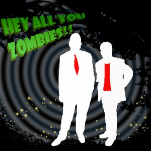 Hey All You Zombies!! Episode 42 - Peter Reveen, Jurassic Park, The Walking Dead