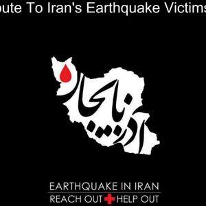A Tribute to Iran's Earthquake Victims....