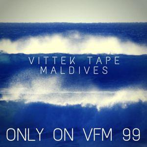 Vittek Tape Maldives 27-6-16